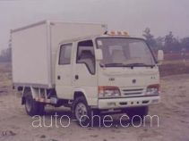 Sinotruk CDW Wangpai CDW5040XXYF1 box van truck