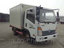 Sinotruk CDW Wangpai CDW5040XXYHA1Q5 box van truck