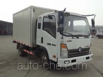 Sinotruk CDW Wangpai cross-country box van truck