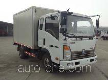 Sinotruk CDW Wangpai CDW5040XXYHA1R5 box van truck