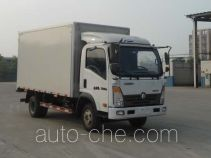 Sinotruk CDW Wangpai CDW5040XXYHA4Q4 box van truck
