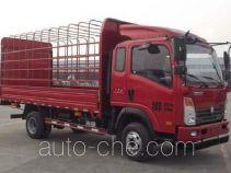 Sinotruk CDW Wangpai CDW5041CCYHA1Q5 грузовик с решетчатым тент-каркасом