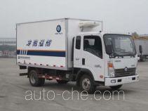 Sinotruk CDW Wangpai CDW5041XLCHA1Q4 refrigerated truck
