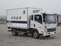Sinotruk CDW Wangpai CDW5040XLCHA1Q4 refrigerated truck