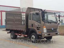 王牌牌CDW5042CCYHA1P5型仓栅式运输车