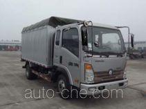 Sinotruk CDW Wangpai CDW5044CPYHA1B4 soft top box van truck