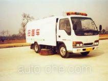 Sinotruk CDW Wangpai CDW5050TSL street sweeper truck