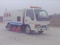 Sinotruk CDW Wangpai CDW5051TSL street sweeper truck