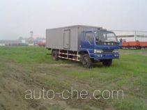 Sinotruk CDW Wangpai CDW5060XXYA1 box van truck