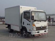 王牌CDW5060XXYEV型纯电动厢式运输车