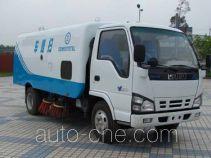Sinotruk CDW Wangpai CDW5070TSL street sweeper truck