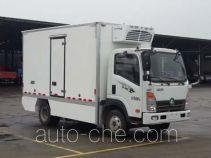 Sinotruk CDW Wangpai CDW5070XLCH2PEV electric refrigerated truck