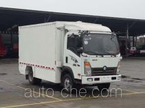 Sinotruk CDW Wangpai CDW5070XYKH1PEV electric wing van truck
