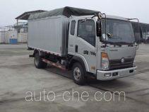 Sinotruk CDW Wangpai CDW5071CPYHA1P4 soft top box van truck