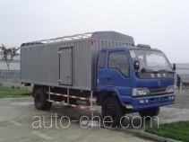 Sinotruk CDW Wangpai CDW5080XXYA5 box van truck