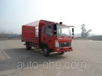 Sinotruk CDW Wangpai CDW5081CCYHA1R4 грузовик с решетчатым тент-каркасом
