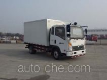 Sinotruk CDW Wangpai CDW5081XXYHA1R4 box van truck