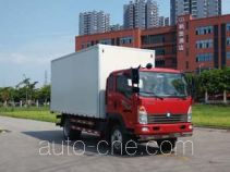 Sinotruk CDW Wangpai CDW5082XXYHA1R4 box van truck