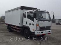 Sinotruk CDW Wangpai CDW5092CPYA1C4 soft top box van truck