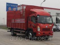 王牌牌CDW5100CCYA2R5型仓栅式运输车
