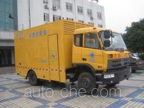 Sinotruk CDW Wangpai CDW5110TDY power supply truck