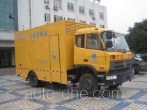 Sinotruk CDW Wangpai CDW5110TDY мобильная электростанция на базе автомобиля