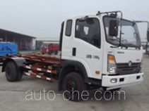 Sinotruk CDW Wangpai CDW5110ZXXA2Q4 detachable body garbage truck