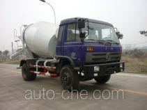 Sinotruk CDW Wangpai CDW5120GJB concrete mixer truck