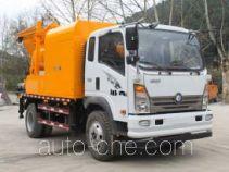 Sinotruk CDW Wangpai CDW5120THBHA1Q4 truck mounted concrete pump