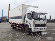 Sinotruk CDW Wangpai CDW5150XXYA1R4 box van truck