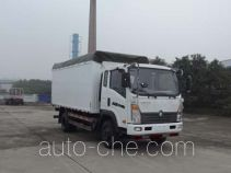 Sinotruk CDW Wangpai CDW5151CPYA1C4 soft top box van truck