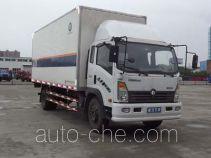 Sinotruk CDW Wangpai CDW5151XXYA1R4 box van truck