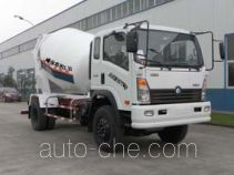 Sinotruk CDW Wangpai CDW5160GJBA1C3 concrete mixer truck