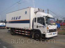 王牌牌CDW5160XLCA2C4型冷藏车