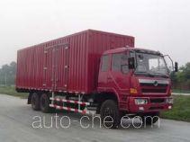 Sinotruk CDW Wangpai CDW5160XXYA1 box van truck