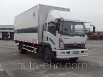 Sinotruk CDW Wangpai CDW5161XXYHA1R4 box van truck