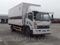 Sinotruk CDW Wangpai CDW5160XXYHA1R5N box van truck
