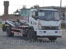 王牌牌CDW5160ZBGA1C4型背罐车