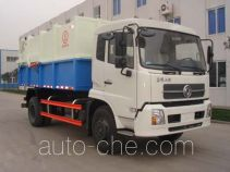 Sinotruk CDW Wangpai CDW5160ZLJ dump garbage truck