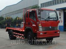 Sinotruk CDW Wangpai CDW5161TPBA1C4 flatbed truck