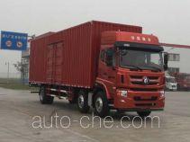 Sinotruk CDW Wangpai CDW5210XXYA1U5 box van truck