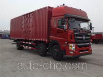 Sinotruk CDW Wangpai CDW5250XXYA2T4 box van truck