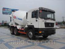 Sinotruk CDW Wangpai CDW5255GJB concrete mixer truck