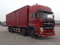 Sinotruk CDW Wangpai CDW5310XXYA3T4 box van truck