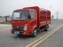 Sinotruk CDW Wangpai CDW5815CS1B2 низкоскоростной грузовик с решетчатым тент-каркасом