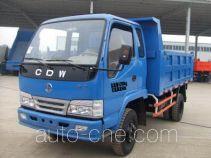 Sinotruk CDW Wangpai CDW5815PD1A2 low-speed dump truck