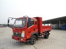 王牌牌CDW5815PD4B2型自卸低速货车