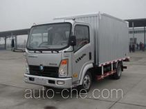 王牌CDW5815X2B2型厢式低速货车