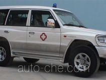 猎豹牌CFA5024XFYA型防疫车