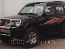 猎豹牌CFA5025XJC型检测车